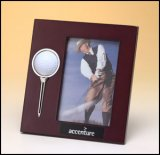 TRO-FR46 Rosewood Golf Picture Frame