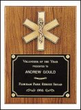 9 x 12 Emergency medical award TRO-P2930