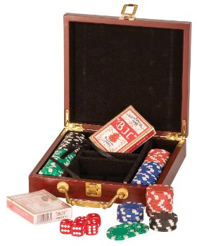 PKR01 Poker Gift Set